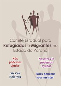 Folder Migrandes e Refugiados